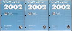 how to download repair manuals 1986 buick century lane departure warning 2002 buick regal century repair shop manual original 3 volume set