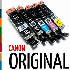 5x canon original tintenpatronen druckerpatronen f 252 r canon