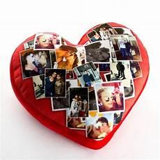 cuscino con foto prezzo cuscino cuore personalizzato foto regali originali