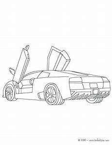 Car Coloring Sheets Yang Bagus Lambo Coloring Pages At Getdrawings Free