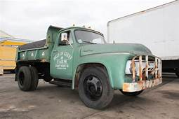 1954 Ford F 500 Dump Truck 1957 312 Engine 4 Speed