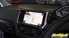 2013 Peugeot 208 Touch Screen Navigation Upgrade
