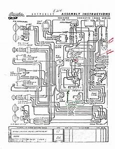 1972 Corvette Wiring Harnes Diagram by I Need A 1965 Wiring Diagram Corvetteforum Chevrolet