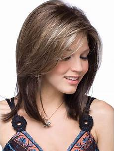 14 finest medium length hairstyles for round faces