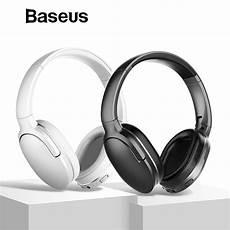 Baseus Encok Single Bluetooth Earphone Wireless by Baseus Encok D02 Foldable Wireless Bluetooth Headphones