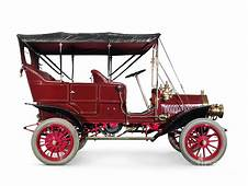 1908 Mclaughlin Buick Model F Vintage Car Photograph By