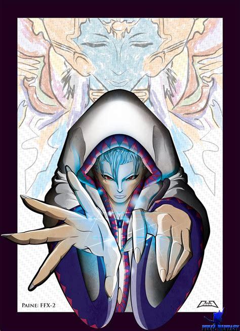 Paine Final Fantasy