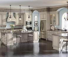 cream cabinets with glaze diamond cabinetry