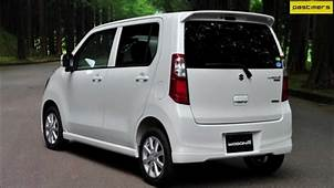 Auto Report 2013  The New Revealed Suzuki Wagon R YouTube
