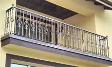 Balustrade Fier Forjat Exterior Balcon Terasa