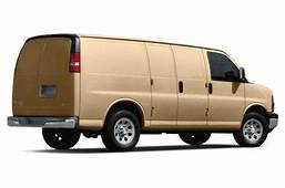 2018 Chevrolet Express 3500 Styles & Features Highlights