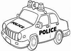 Ausmalbilder Polizei Drucken Malvorlagen Polizei