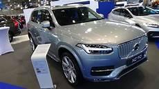 volvo xc90 inscription luxe 2018 volvo xc90 d5 awd inscription luxe exterior and interior salon automobile lyon 2017
