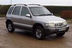 2002 Kia Sportage Sx Auto 4x4 Estate In Ross On Wye