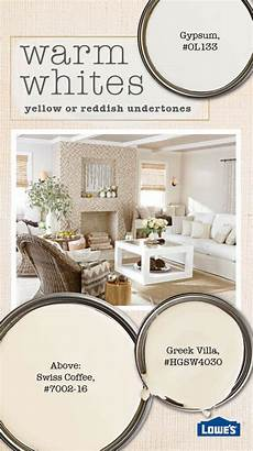 understanding the undertones of white paint can help you select the best option to freshen up