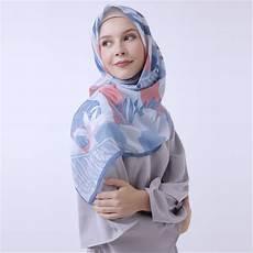 Gambar Model Jilbab Segi Empat Zoya Terbaru Modernhijab77