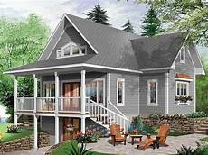 waterfront house plans with walkout basement 027h 0412 waterfront house plan offers 4 bedrooms beach