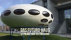 das futuro haus pinakothek der moderne die neue sammlung