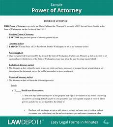 where can i get a power of attorney form power of attorney form free poa forms us lawdepot