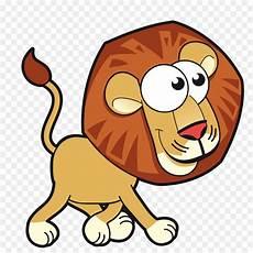 Menakjubkan 30 Gambar Binatang Singa Kartun Gambar Kartun
