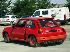 Renault R5 Turbo 2 Maxi Turbo R5 Rallye De