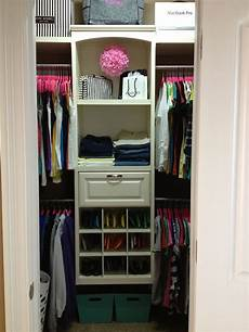 Bedroom Closet Closet Organization Ideas by Small Walk In Closet Organization Girly Closet