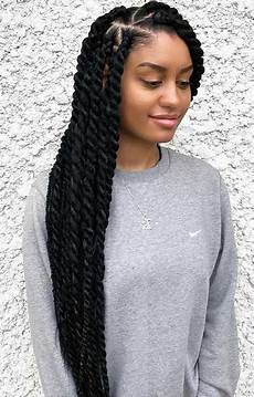 23 hot marley twist hairstyles to try right now stayglam