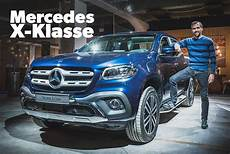 Mercedes X Klasse Up 2017 Premiere Daten Preis