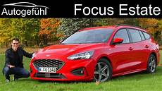 ford focus estate turnier review new 2019