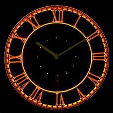 cnc2003 y big ben illuminated wall neon clock sign
