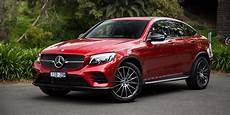 mercedes glc 2017 mercedes glc coupe review caradvice