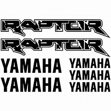 wallstickers folies yamaha raptor decal stickers kit