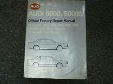car repair manuals online free 1987 audi 5000cs lane departure warning 1977 1983 audi 5000 5000s quattro gas diesel turbo shop