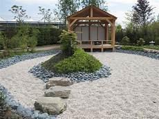 Wie Legt Einen Kiesgarten An Baustoffe