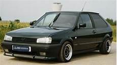 vw polo 86c tuning polo 86c volkswagen tuning aerodynamic styling ah 24