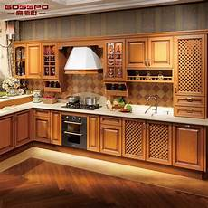 Kitchen Furniture Designs China Holistic Kitchen Furniture Design Solid Teak Wood