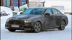 2020 e class w213 significant change in appearance