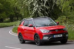 2016 SsangYong Tivoli XLV On Sale From &16318250  Autocar