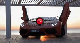 MTs New Ignition Show Tries Out The Lamborghini Aventador