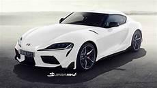 Toyota Supra A90 - new toyota supra renderings supramkv 2020 toyota