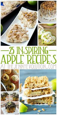 25 inspiring apple recipes the evolution