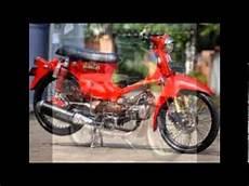 Modifikasi Pitung by Modifikasi Honda C70 Restoration Modif Motor Pitung