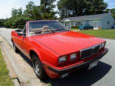 old cars and repair manuals free 1987 maserati biturbo free book repair manuals sell used 1987 maserati biturbo spyder convertible fuel injected red spider zagato 5 speed in