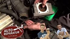 elektrische drosselklappe wechseln ets u reinigen diy