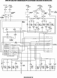 2001 jeep grand cherokee wiring diagram