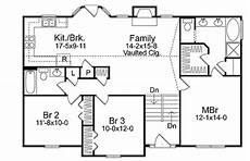 split entry house plans cozy split level house plan 2298sl architectural