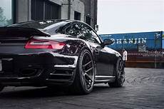 featured fitment porsche 911 turbo with brixton forged cm5