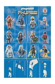 Playmobil Figuren Malvorlagen Playmobil 5460 Figuren Figures Serie 5 Boys Neuwertig Ebay