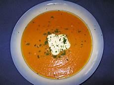möhren orangen suppe m 246 hren orangen suppe malakan fisch chefkoch de