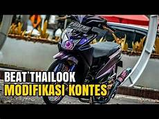 Beat Fi Babylook Style by Honda Beat Modifikasi Baby Look Style Beat Modifikasi